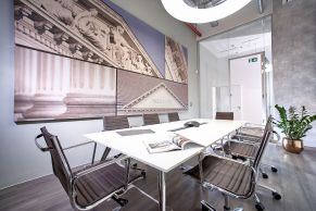 DVM group meeting room