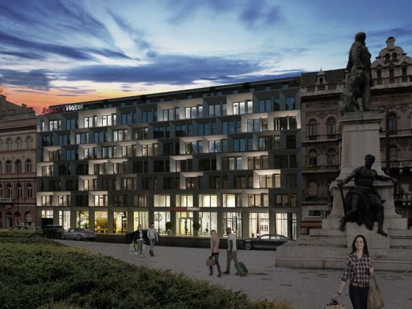 DVM group to Construct a New Hotel for B&L Gruppe at Keleti Railway Station
