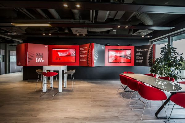 Vodafone Ready Business Center